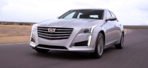Cadillac CTS Image