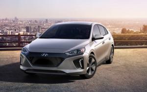 Hyundai Ioniq (Electric & Hybrid) Image
