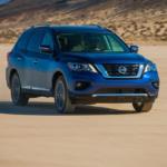 Nissan Pathfinder Thumb