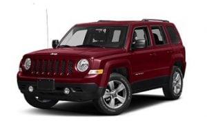 Jeep Patriot Thumb
