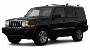 Jeep Commander Thumb