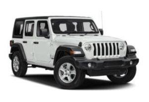 Jeep Wrangler Photo