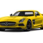 Mercedes Benz AMG SLS Thumb
