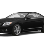 Mercedes Benz CL Coupe Thumb