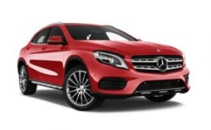 Mercedes Benz GLA Thumb