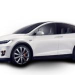 Tesla Model X Thumb