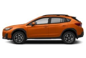 Subaru Crosstrek Thumb