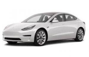 Tesla Model 3 Thumb