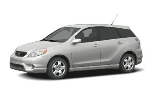 Toyota Matrix Image