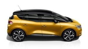Renault Megane Scenic Thumb