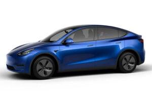 Tesla Model Y Thumb