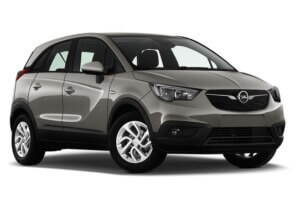 Opel/Vauxhall Crossland Thumb
