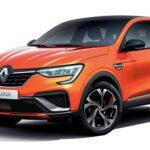 Renault Arkana Thumbnail
