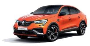Renault Arkana Thumb