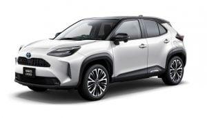 Toyota Yaris Cross Thumb