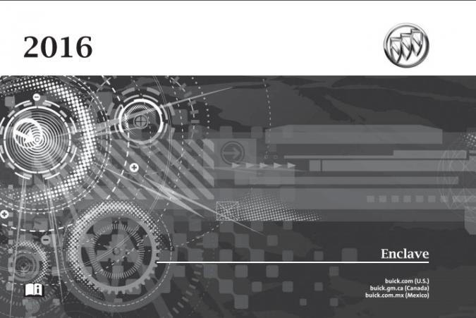2016 Buick Enclave Owner's Manual Image