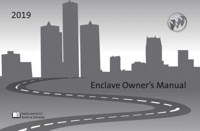 2019 Buick Enclave Owner's Manual Image