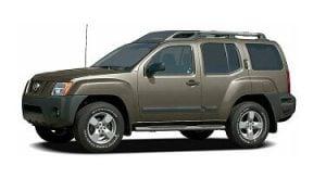 Nissan Xterra Thumb