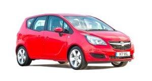 Opel/Vauxhall Meriva Thumb