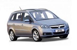 Opel/Vauxhall Zafira Thumb