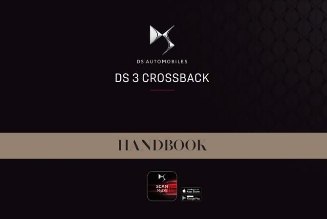 2022 Citroen DS 3 Crossback Owner's Manual Image