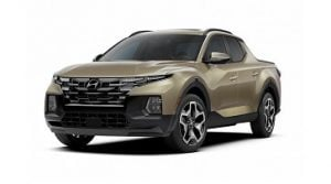 Hyundai Santa Cruz Thumb